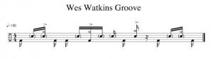 weswatkinsgroove