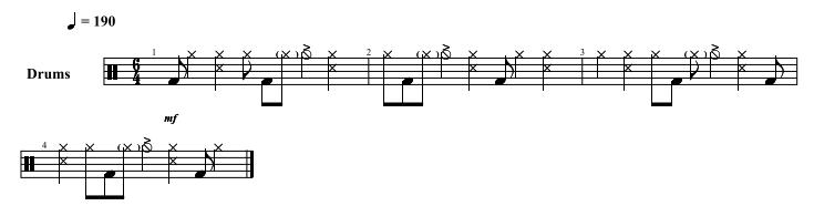 Richard Spaven Groove – JB